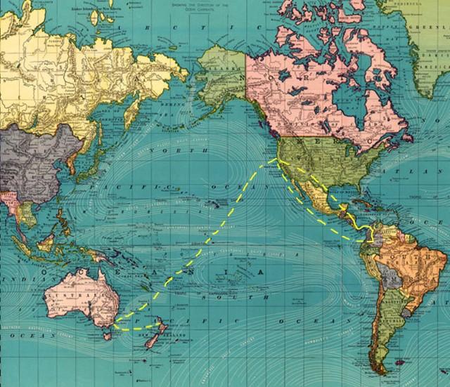 MAP TRIP