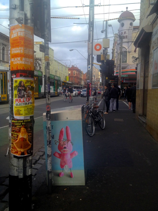 The Streets of Fitzroy